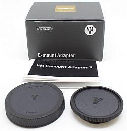フォクトレンダー VM E-mount Adapter II