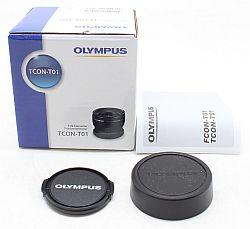 オリンパス テレコンバーター TCON-T01
