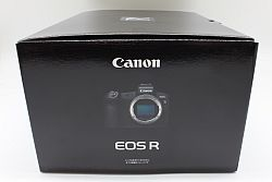 キャノン EOS R 未使用品