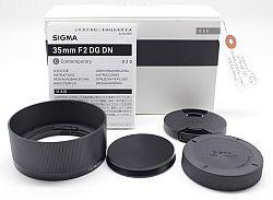 シグマ 45mmF2.8 DG DN (Lマウント) Contemporary