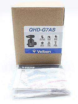 ベルボン 大型自由雲台 QHD-G7AS