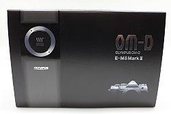 オリンパス OM-D E-M5 Mark III (ブラック) + 12-45mm F4.0 PRO 未使用品