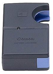 キャノン バッテリーチャージャー CB-2LS