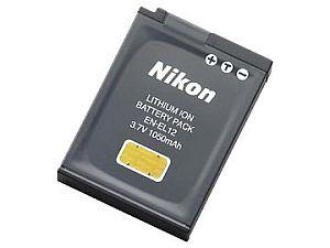 ニコン Li-ionリチャージャブルバッテリー EN-EL12
