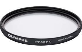オリンパス プロテクトフィルター PRF-D58 PRO(φ58mm)