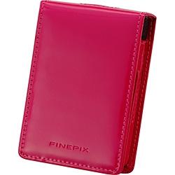 富士フィルム FinePix Zシリーズ用ソフトケース(ピンク) SC-FXZ100PK
