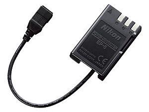 ニコン パワーコネクター EP-5