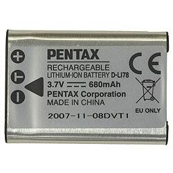 ペンタックス リチウムイオンバッテリー D-LI78