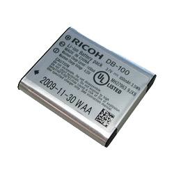 リコー リチャージャブルバッテリー DB-100