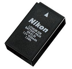 ニコン Li-ionリチャージャブルバッテリー EN-EL20