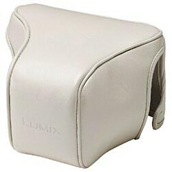 パナソニック 本皮レンズジャケット DMW-CGL2-C(ベージュ)