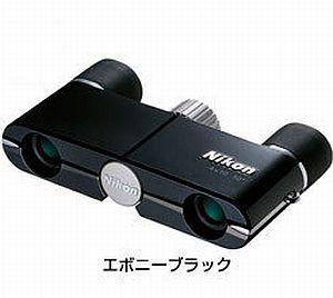 ニコン 遊 4X10D CF (エボニーブラック)  <ソフトケース・ストラップ付>