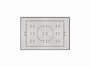 ニコン ファインダースクリーンV型 (D2X用) ≪新品処分品≫