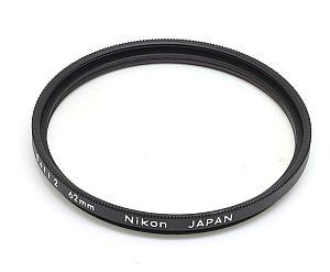 ニコン ソフトフォーカスフィルター2 62mm