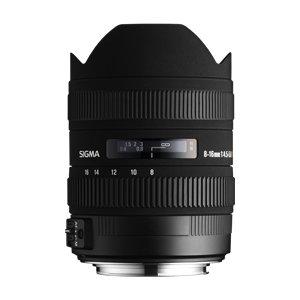シグマ 8-16mm F4.5-5.6 DC HSM (ソニーα)