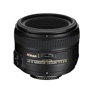 ニコン AF-S NIKKOR 50mm F1.4G