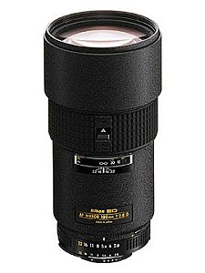 ニコン AF Nikkor 180mm F2.8 (D) IF-ED