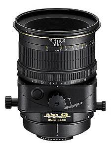 ニコン PC-E Micro NIKKOR 85mm F2.8 (D) < N >