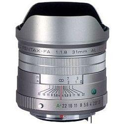 ペンタックス FA 31mm F1.8 AL Limited (シルバー)