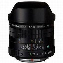 ペンタックス FA 31mm F1.8 AL Limited (ブラック)