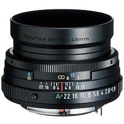 ペンタックス FA 43mm F1.9 Limited (ブラック)