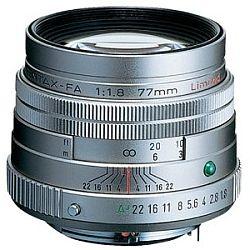 ペンタックス FA 77mm F1.8 Limited (シルバー)