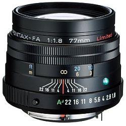 ペンタックス FA 77mm F1.8 Limited (ブラック)