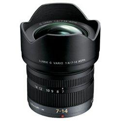 パナソニック LUMIX G VARIO 7-14mm F4.0 ASPH. H-F007014