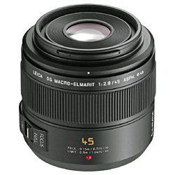 パナソニック LEICA DG MACRO-ELMARIT 45mm F2.8 ASPH. MEGA O.I.S. H-ES045
