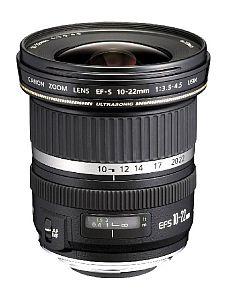 キャノン EF-S10-22mm F3.5-4.5 USM