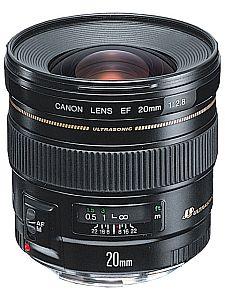 キャノン EF20mm F2.8 USM