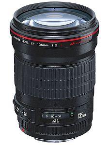 キャノン EF135mm F2L USM