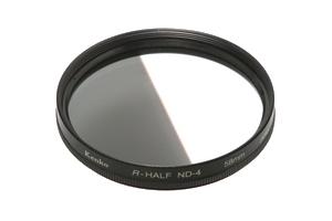 ケンコー R-ハーフND4 58mm