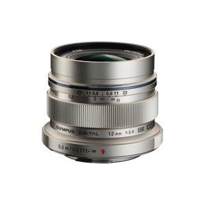 オリンパス M.ZUIKO DIGITAL ED 12mm F2.0 (シルバー)