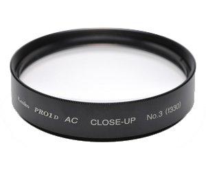 ケンコー PRO1D ACクローズアップレンズ No.3 52mm
