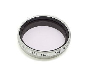 ケンコー ライカ用フィルター 36.5mm 白枠 1Bスカイライトフィルター
