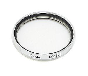 ケンコー ライカ用フィルター 39mm 白枠 UVフィルター