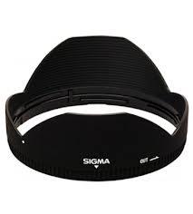 シグマ レンズフード LH873-01 (10-20mm F3.5 EX DC HSM 用)