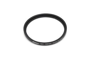 ニコン ニュートラルカラーNC 58mm
