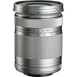 オリンパス M.ZUIKO DIGITAL ED 40-150mm F4.0-5.6 R (シルバー)