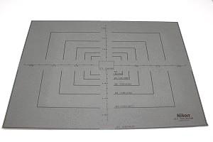 ニコン 18%標準反射板