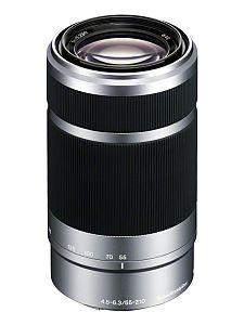 ソニー E 55-210mm F4.5-6.3 OSS SEL55210
