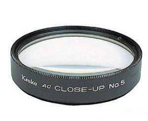ケンコー ACクローズアップレンズ NO.5 58mm