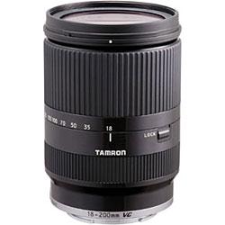 タムロン AF18-200mm F3.5-6.3 DiIII VC (ソニーNEX用/ブラック) Model B011