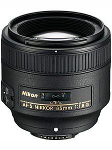 ニコン AF-S NIKKOR 85mm F1.8G