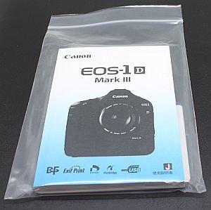 キャノン 使用説明書 (EOS 1D MarkIII)