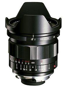 フォクトレンダー ULTRON 21mm F1.8 Aspherical