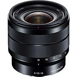 ソニー E 10-18mm F4 OSS SEL1018