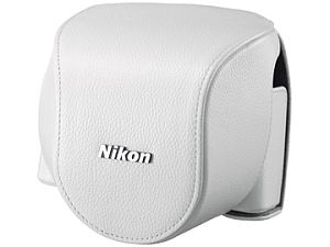 ニコン ボディーケースセット CB-N4000SB (ホワイト) ≪新品処分品≫