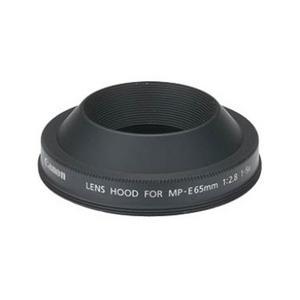キャノン レンズフード MP-E65mmF2.8 1-5x 専用